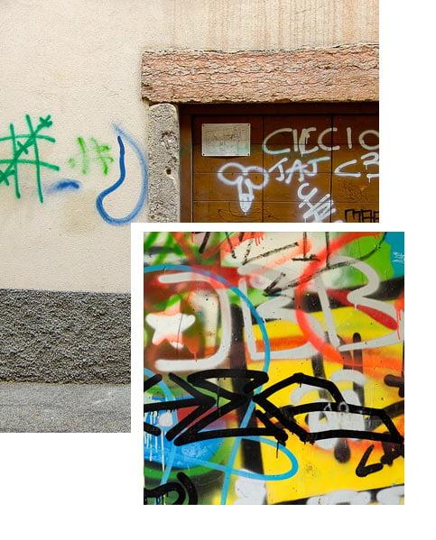 Farby antygrafiiti Kraków